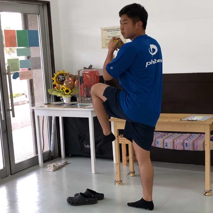 川邉龍ノ介選手